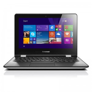 "لپ تاپ Lenovo Yoga 300 Celeron (N3060) 2GB 32GB INTEL 11.6"" HD"