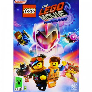 Lego Movie Video Game 2 PC 2DVD مدرن