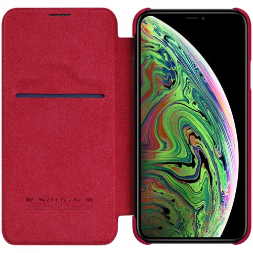 کیف چرمی نیلکین Nillkin QIN Apple iPhone 11 Pro Max