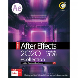 Adobe AfterEffects 2020 + Collection 1DVD9 گردو