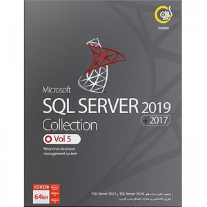Microsoft SQL Server 2019 + Collection 1DVD9 گردو