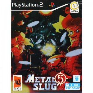 METAL SLUG 5 PS2 گردو