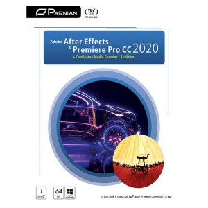 After Effects & Premiere Pro CC 2020 1DVD9 پرنیان