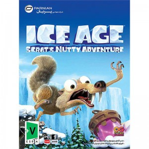 Ice Age Scrats Nutty Adventure PC 1DVD9 پرنیان