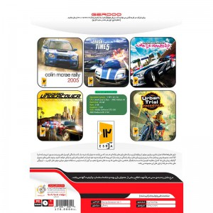 RACING COLLECTION Vol.1 PC 1DVD9 گردو