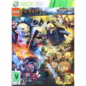 Lego The Hobbit XBOX