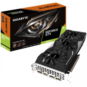 کارت گرافیک GIGABYTE GEFORCE GTX1660 Ti GAMING OC 6GB GDDR6