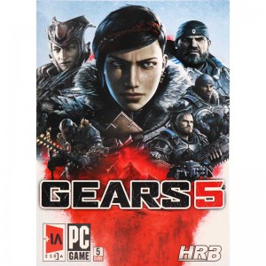 Gears 5 PC 5DVD9 HRB