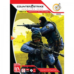 Counter Strik 1.6 Condition Zero 1DVD گردو