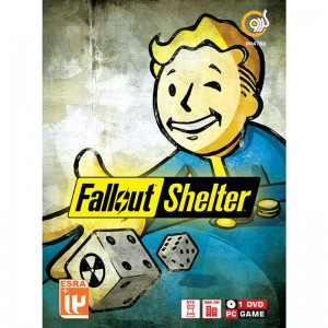 Fallout Shelter PC 1DVD گردو