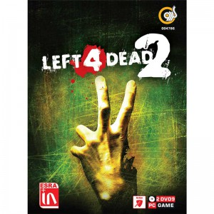 Left 4 Dead 2 PC 2DVD9 گردو