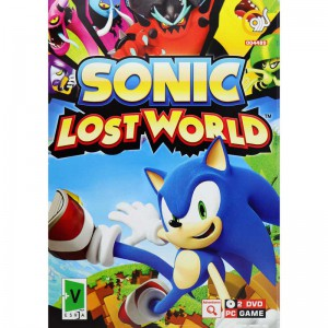 Sonic Lost World PC 2DVD گردو