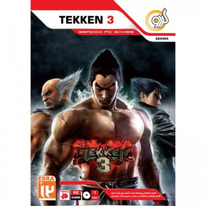 Tekken 3 PC 1DVD گردو
