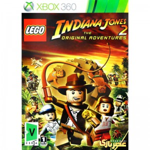 LEGO Indiana Jones The Original Adventures XBOX