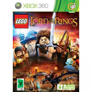 LEGO The Lord Of The Rings XBOX گردو