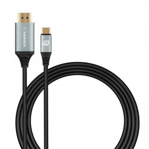 تبدیل Momax DTH2E Type-C to HDMI 2m