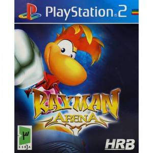 Rayman Arena PS2
