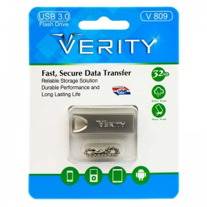 فلش وریتی VERITY V809 USB3.0 32GB