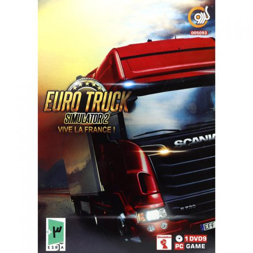 Euro Truck Simulator 2 PC 1DVD گردو
