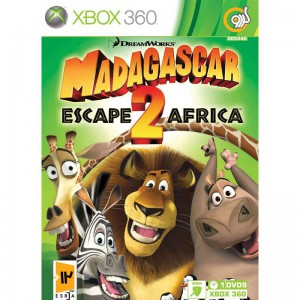Madagascar Escape 2 Africa XBOX گردو