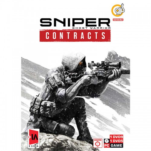 Sniper Ghosht Warrior Contracts Game PC 1DVD5 گردو