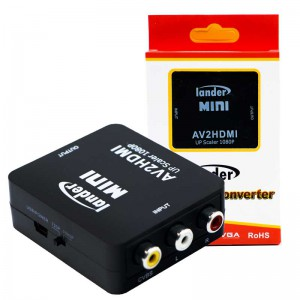 تبدیل Lander Mini AV to HDMI