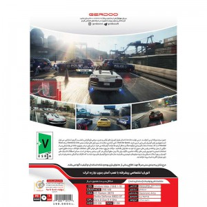 Need for Speed Most Wanted A Criterion Game PC 1DVD9 گردو