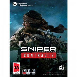 Sniper Ghosht Warrior Contracts Game PC 2DVD9 پرنیان