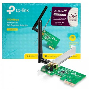 کارت شبکه TP-Link TL-WN781ND PCI