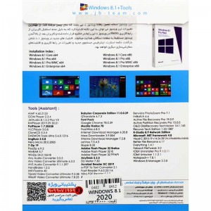 Windows 8.1 All Edition+Tools (Assistant) JB-TEAM
