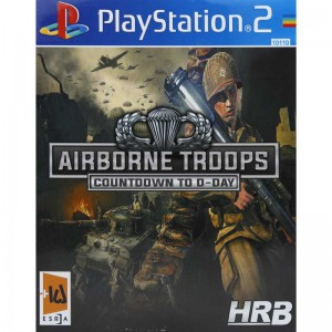 AIRBORNE TROOPS HRB PS2