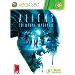 Aliens Colonial Marines Xbox 360 گردو