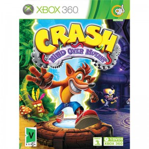 Crash Mind Over Mutant Xbox 360 گردو