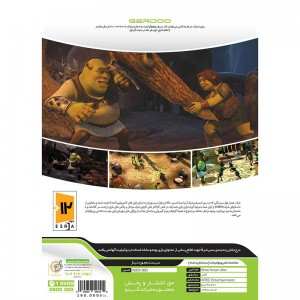 DreamWorks Shrek Forever After Xbox 360 گردو