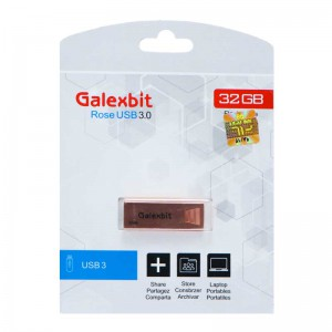 فلش Galexbit Rose USB3.0 32GB
