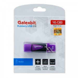 فلش Galexbit Rubbery 16GB