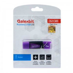 فلش Galexbit Rubbery 32GB
