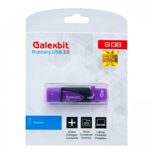 فلش Galexbit Rubbery 8GB