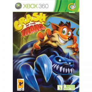 Crash Of The Titans Xbox 360 گردو
