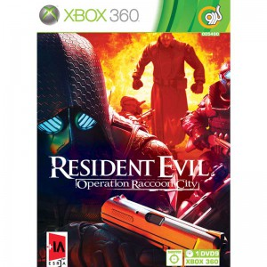 Resident Evil Operation Raccoon City Xbox 360 گردو