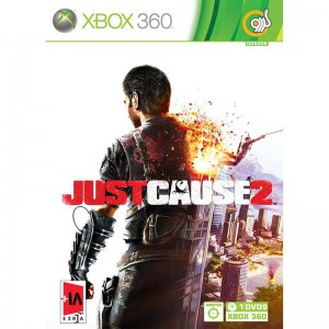 Just Cause 2 Xbox 360 گردو