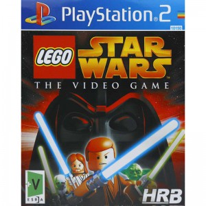 LEGO STAR WARS HRB PS2