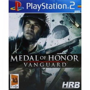 MEDAL OF HONOR VANGUARD HRB PS2