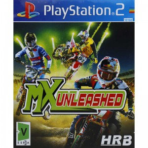 MX UNLEASHED HRB PS2