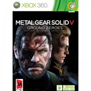 Metal Gear Solid V Ground Zeroes Xbox 360 گردو