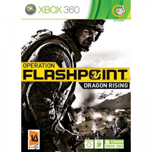 Operation FlashPoint Dragon Rising Xbox 360 گردو