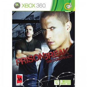 Prison Break The Conspiracy Xbox 360 گردو