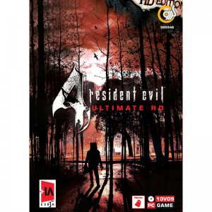 Resident Evil 4 Ultimate HD PC 1DVD9 گردو