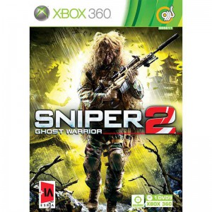 SNIPER 2 Ghost Warrior Xbox 360 گردو