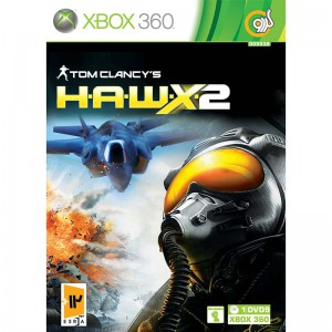 Tom Clancy's H.A.W.X.2 Xbox 360 گردو